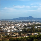 Panorama sur Tunis